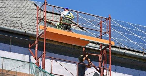 Potenzial für Solaranlagen auf dem Dach: Forscher ziehen verblüffendes Fazit
