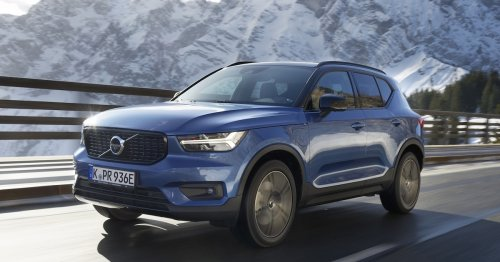 261-PS-Volvo mit 2-Liter-Verbrauch: Hier gibt's das Hybrid-SUV besonders günsti