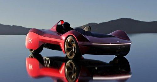 309 km/h Top-Speed & 732 PS: Inder lösen Gewichtsproblem der E-Autos