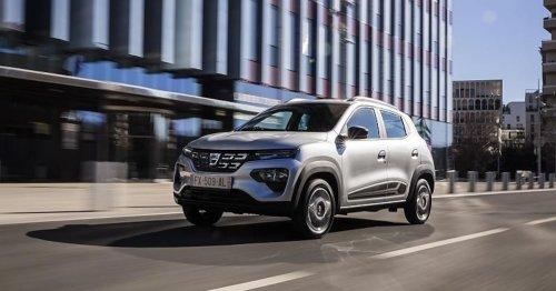 Weniger als 11.000 Euro: So gut ist der elektrische Dacia Spring zum Aldi-Preis