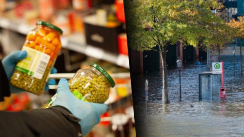 Notfallgepäck im Katastrophenfall: Das sollten Sie immer griffbereit zu Hause haben