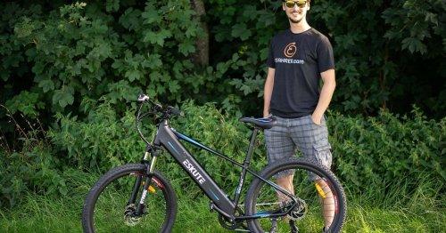 Wir haben ein Billig-E-Bike für rund 1.100 Euro getestet: Unser Urteil ist klar
