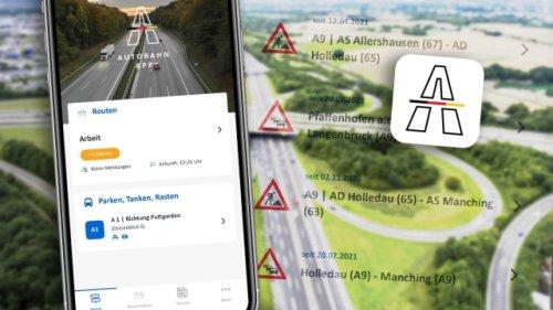 Diese App braucht jeder Autofahrer: Autobahn App vom Bund sticht Google Maps aus