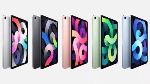 iPadOS 15.0.2 für iPad Air (4. Generation)