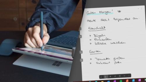 Vielleicht sogar die beste Notiz-App: Microsoft, diese Windows-10-App finden wir spitze!