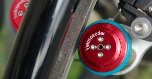 Wiegt gerade mal 500 Gramm: Kölner bauen Mini-E-Bike-Motor zum Nachrüsten