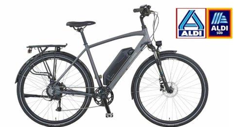 Aldi haut bald schickes Trekking-E-Bike raus: Der Run darauf wird riesig sein
