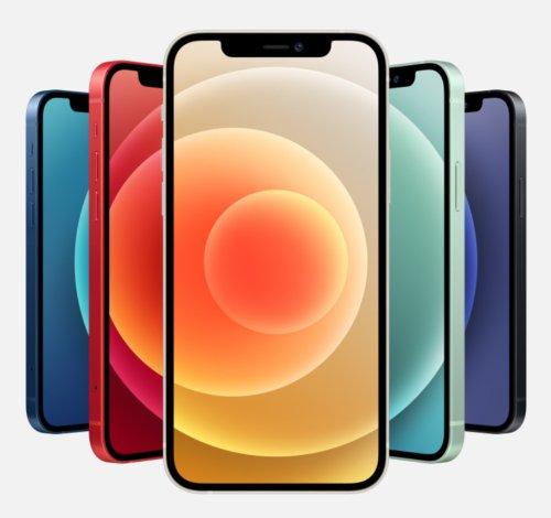 iOS 15.0.2 für iPhone 12 Mini