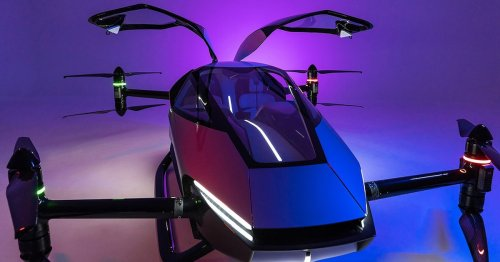 Kein Witz: E-Auto soll auch eine halbe Stunde lang fliegen können