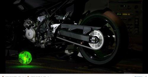 Bald nur noch Elektro-Motorräder: Japanischer Motorrad-Gigant schwenkt um