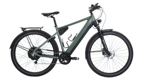 Reichweite und Akku überzeugen: Schweizer Armee-Ausstatter bringt E-Bike zu uns