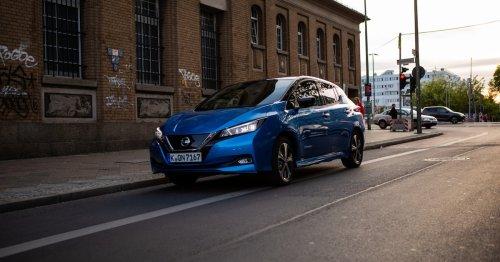 Praktisch wie ein Golf, Preis wie ein Fahrrad: Nissan verramscht E-Auto für 32€
