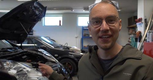 Hacker knöpft sich sein E-Auto vor: Für wenig Geld verdoppelt er die Leistung