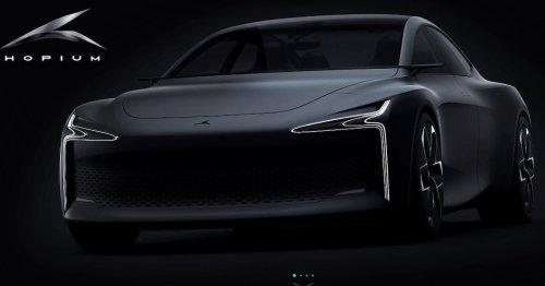 Hopium: Frankreich baut Wasserstoff-Limousine mit 500 PS und 1000 km Reichweite