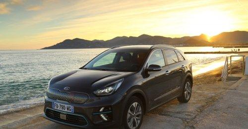 Korea schwingt den Leasing-Hammer: Dieses Elektro-SUV gibt's jetzt für 58 Euro