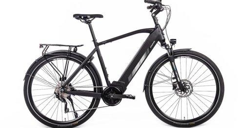 Baumarkt verscherbelt top E-Trekkingbike: Es kommt mit super Sicherheits-Feature