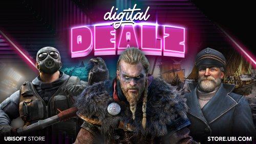 Digi-Dealz bei Ubisoft: Kracher-Games bis zu 75 Prozent reduziert | CHIP Level Up