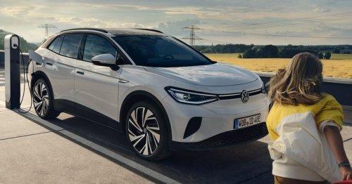 VW drückt praktisches Elektro-SUV ins Leasing: Hier gibts den ID.4 für 123 Euro