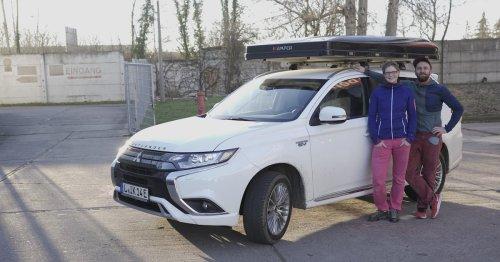 Junges Paar tauscht Abenteuer-Benziner gegen Hybrid-SUV: Ihr Fazit ist eindeutig