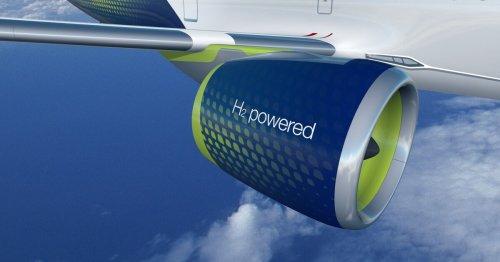 Klartext über Wasserstoff-Flugzeuge: Deutscher Professor erklärt das Problem