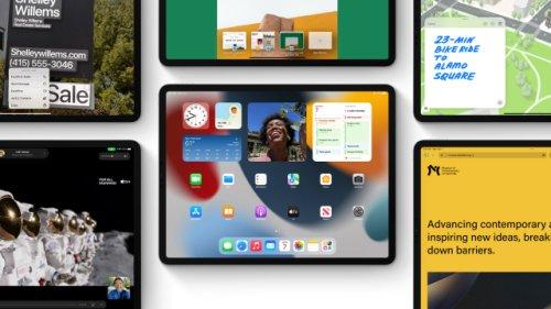 iPadOS 15 kommt heute: Alle neuen Features und Download