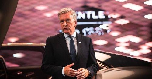 Nie wieder 12-Zylinder: Bentley-Chef verrät Zukunftspläne des Luxusautobauers