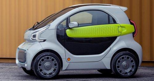 Ab Oktober in Deutschland: Frecher Smart-Klon aus Italien startet Produktion