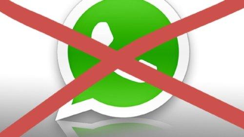 WhatsApp-Support endet: Diese iPhones werden ab sofort nicht mehr unterstützt
