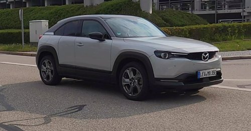 Schickes Elektro-SUV für 79 Euro: Mazda verjubelt seinen MX-30 im Leasing