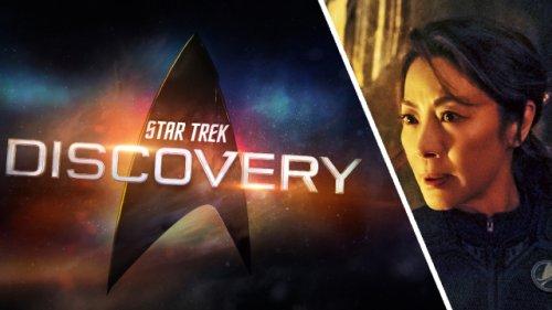 """Star Trek: Neue Serie in Arbeit? Macher gibt Update zu """"Section 31"""""""
