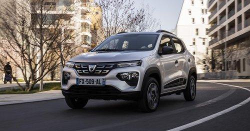 Deutschlands billigstes E-Auto: Hier kriegen Sie den Elektro-Dacia für 40 Euro