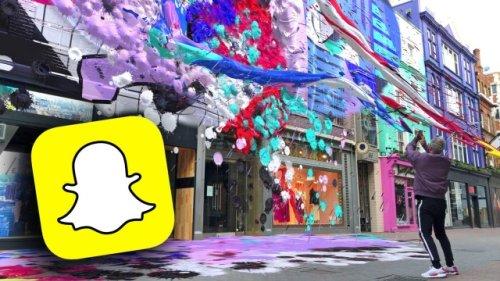Große Störung bei Snapchat: Nutzer berichten deutschlandweit über Probleme