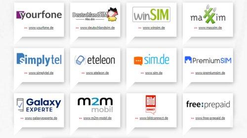 Günstiger Handytarif bei Drillisch nur bis 08.06. um 11 Uhr: PremiumSIM 12GB LTE Allnet-Flat für 11,99 Euro