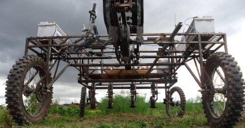 Revolution in der Landwirtschaft? Dieser Traktor ist eigentlich ein E-Bike
