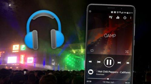 Equalizer, Playlists und mehr: Gratis Premium-Musikplayer für Android