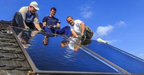 Solaranlage mieten: Diese Anbieter gibt es und das sind die Vor- und Nachteile