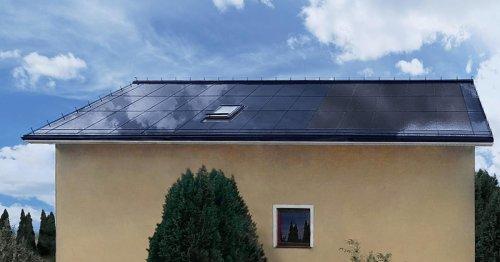 Teslas Solarziegel bekommen Konkurrenz: Was die Ziegel von Sunroof können