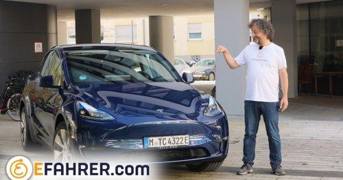 Tesla Model Y im Test: So gut ist Elon Musks kompakter SUV