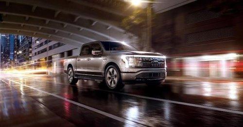 Versehentlich geleakt: Fetter Ford-Pickup zeigt Rekord-Reichweite an