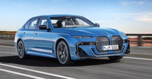 Bis zu 700 PS und über 100 kWh: Der Fünfer-BMW wird elektrisch