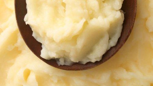 Nicht nachmachen! Das passiert, wenn Sie Kartoffeln mixen