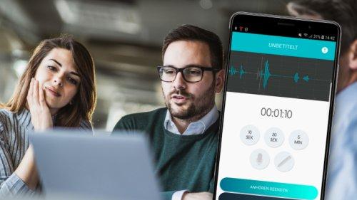 Sprache aufnehmen: Android-App für 3 Euro wird verschenkt
