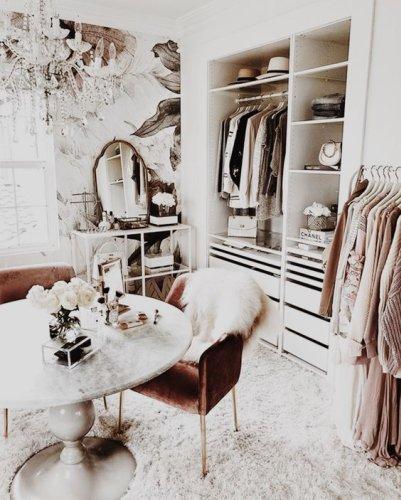 16 Amazing Stylish Wardrobe Ideas That Use The Ikea Pax - Chloe Dominik