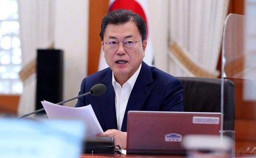 [한국갤럽] 4·7 재보선 참패 후 첫 조사, 文대통령 지지율 '30%'