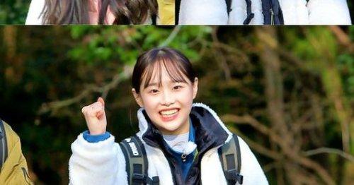 '정글' 김혜윤X츄, 과즙 남매 봄 특집 출연..남다른 적응력 뿜뿜