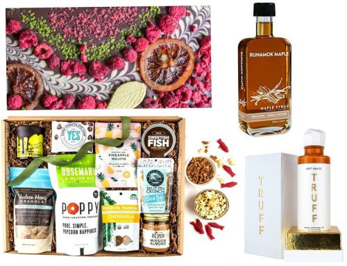Chowhound Christmas Gift Guide 2020: Vegan-Friendly Food Treats