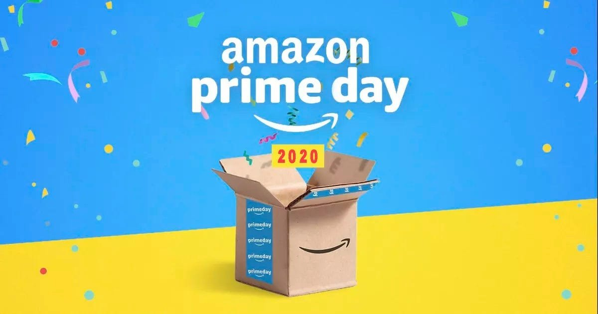 When Is Amazon Prime Day 2020? And What Kinds of Deals Can You Expect?