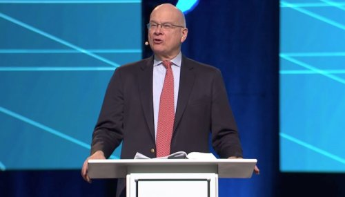 Tim Keller shares 'extremely encouraging' cancer update following May surgery