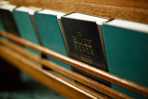 Banned Books Week list bans the Bible
