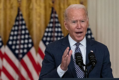 52% of voters think Biden should resign over handling of Afghanistan debacle